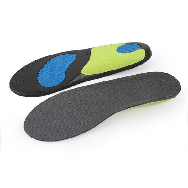Hot Sale Men And Women PU GEL Customized Comfort Insole ZG-300