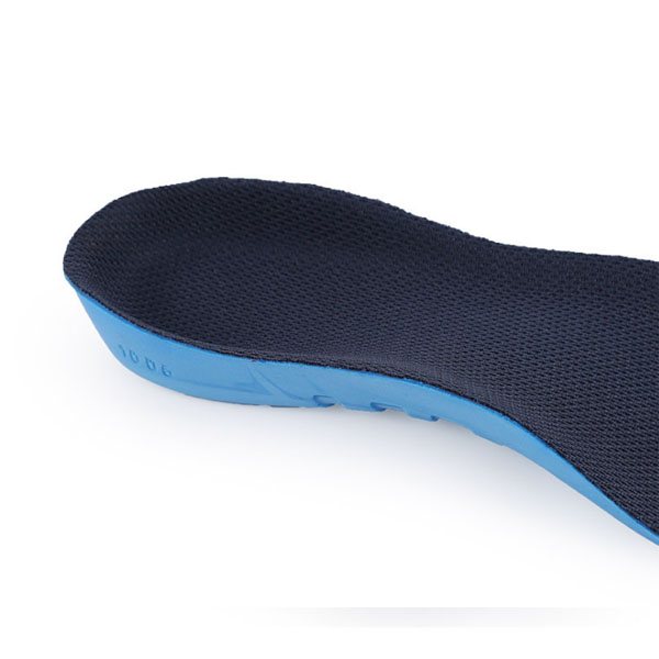 New Style Pain Relief PU Bowlegs Correction Insoles ZG-392