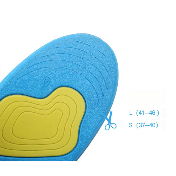 Custom arch support orthotics Insole for Adults ZG-482