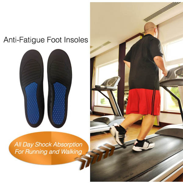 Full Length Eva Arch Support Shoes Insole For Men Women ZG-1835