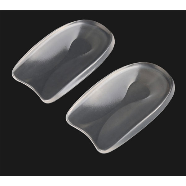 New Design Shoe Inserts Cup Heel Silicone Gel Cushion ZG-341