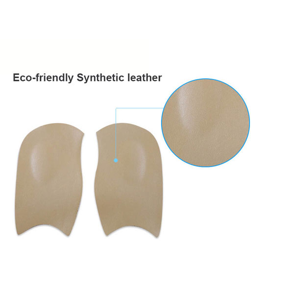 OEM Wholesale Safety PU Gel Orthotic Arch support Pads Orthopedic Insoles ZG-456