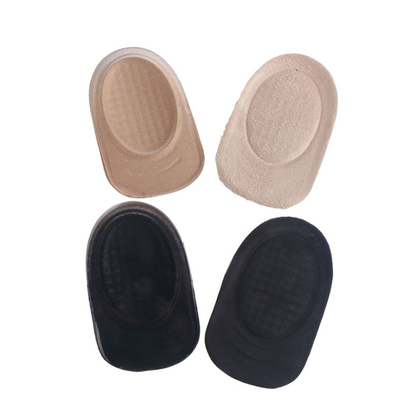Hot Selling Heel Pain Relief Silicone Gel Shoes Heel Insert ZG-1882