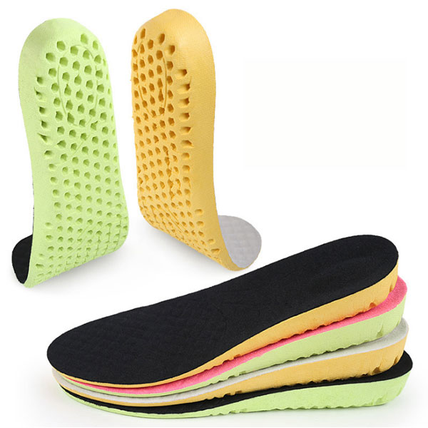 Fast Delivery Wholesale Light Weight Insole Increase Height Inserts For Adults ZG-480