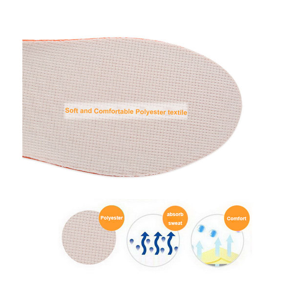 High Quality Height Increase Insoles Shoe insert For Women And Men ZG-342