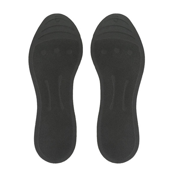 Liquid Filled Daily Care Insoles Grade Medical Silicone Gel Insole For Standing ZG-462