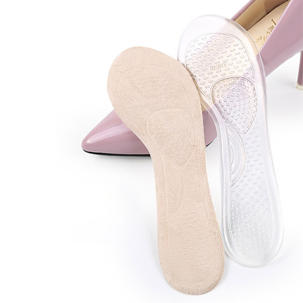 New Designed Ladies Cooling Gel Insole High Heels Cushion Pads For Female ZG-489