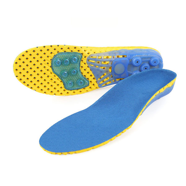 Sport Shoes Liquid Filled Carbon Cell Heated Vibrating Insoles ZG-215
