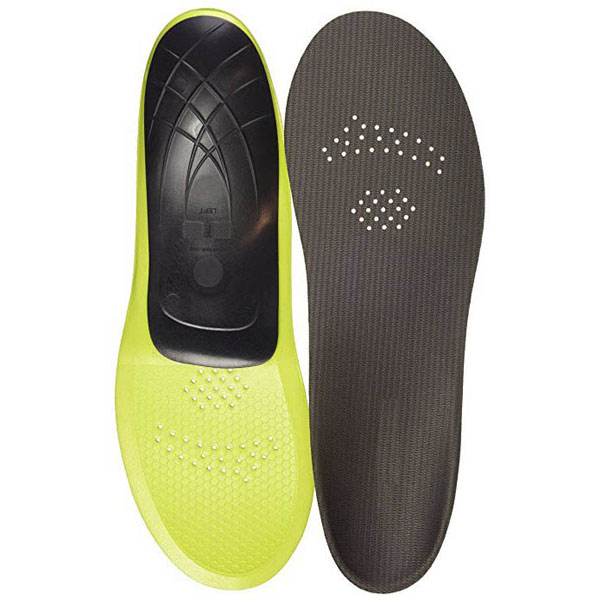 Carbon Full Length Insoles Arches Orthotics Best Neutral Support Shoe Insoles ZG-1832
