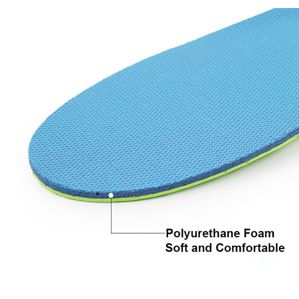 Fashion Sport Cushioning Orthotic Insoles High Arch Support Full length Insole ZG-395