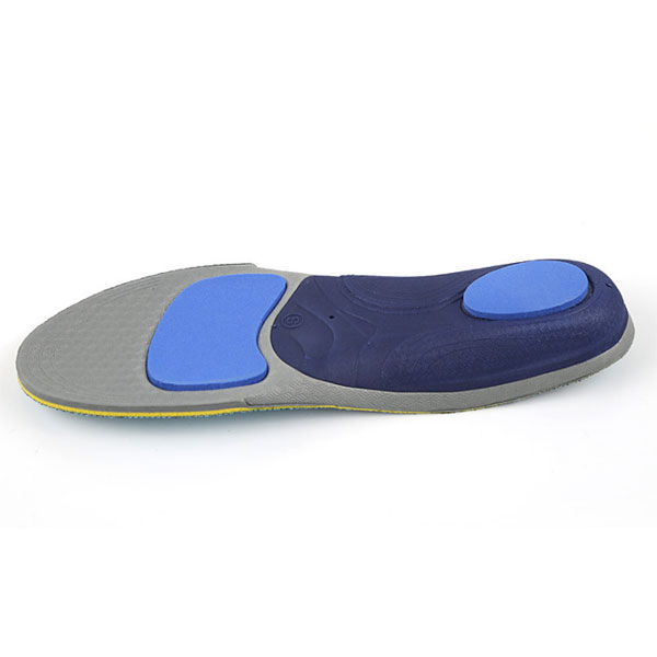 Good shock absorption PU shoe insole comfort decompression polyurethane PU sport shoe insole ZG-391