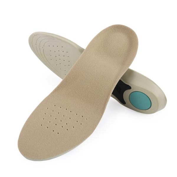 Custom PU Foam Foot Pad Arch Support Insole For Sport Shoes ZG-208