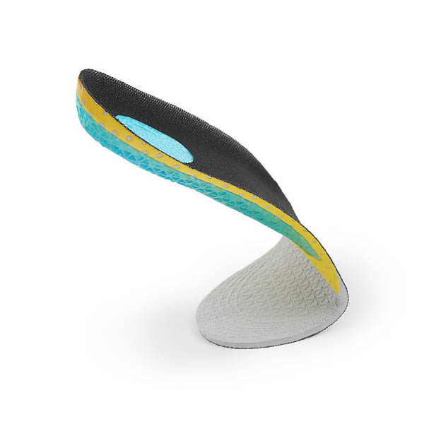 New Arrival Super Comfort Insole Foot Care Shock Absorption EVA Cushion Insole ZG-303