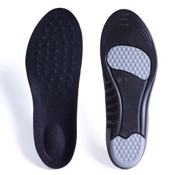 PU Foam Sport Shoe Insole Arch Support Foot Insole For Women And Men ZG-1847