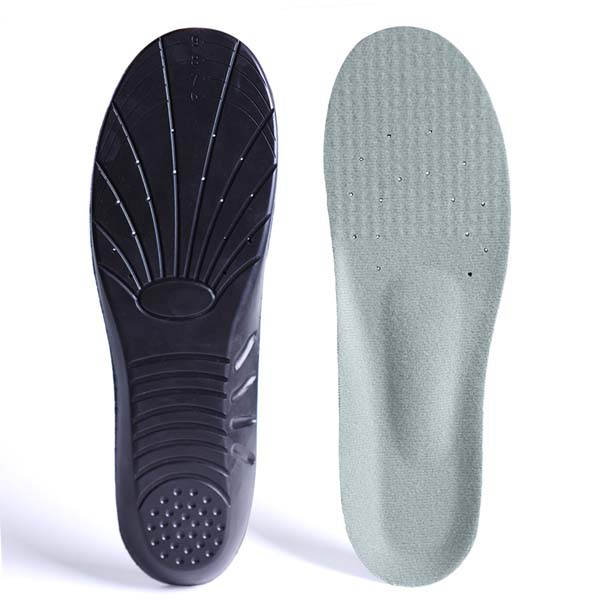 Comfortable Shock Absorption PU Insoles Breathable Basketball TPU Arch Support Insoles ZG-1848