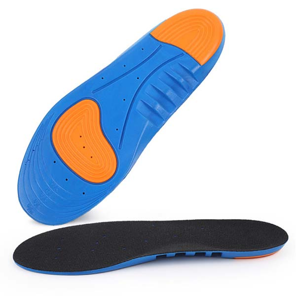 Hot Sell Pu Lift Insoles Air Cushion Insert Polyurethane Insoles For Adults ZG-453