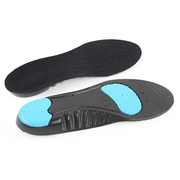 Quick Shipping Shock Absorption PU Foam Sport Cool Insole For Adults ZG-483
