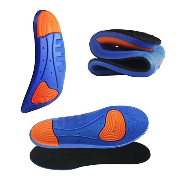 Wholesale Amazon Hot Selling Breathable Soft Memory Foam Insole Sport Shoes Pu Insole ZG-1896