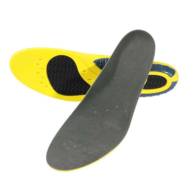 Air Filled Insoles Silicone Massage Height Increasing Insoles for MEN ZG-1899