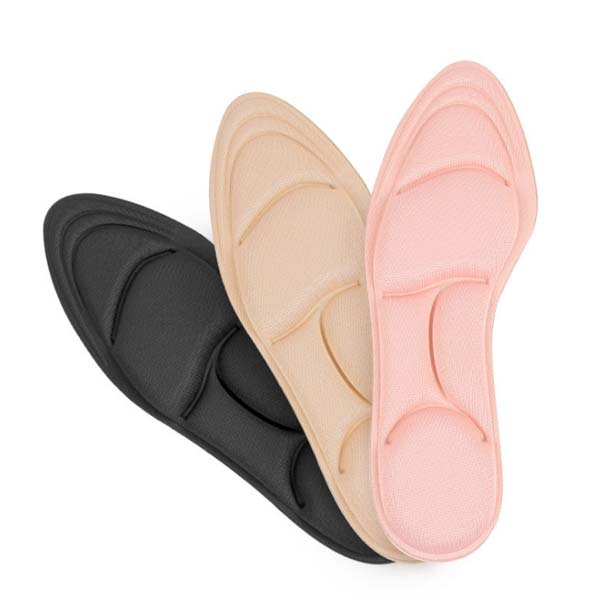 Super Soft Memory Foam Orthotics Arch Pads Pain Relief Shoe Insoles Cut Your Own Size ZG-368