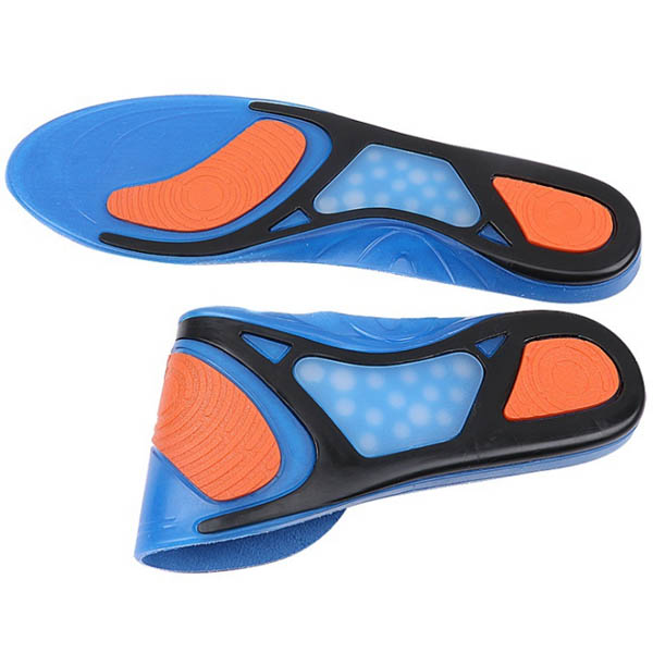 Factory price Removable Stylish Step Insoles For Standing ZG-329
