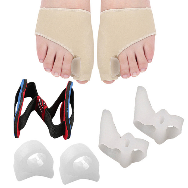 Wholesale Hallux Valgus Bunion Relief Protector Sleeves Bunion Corrector Kit ZG-348