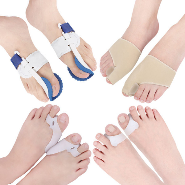 Factory Direct Bunion Corrector Medical Silicone bunion splint hallux valgus ZG-383