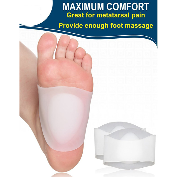 Shoe Insert Foot Pads for Plantar Fasciitis and Flat Feet Foot Arch Support ZG-212