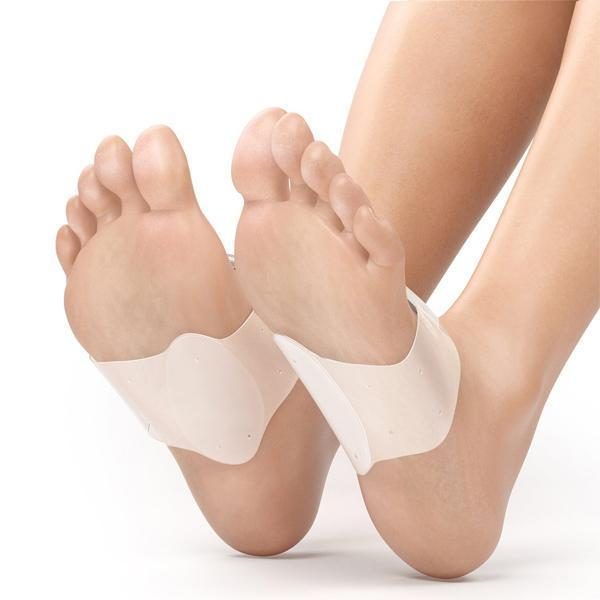 Plantar Fasciitis Arch Support Wrap for Sleeve Heel Spurs ZG-237