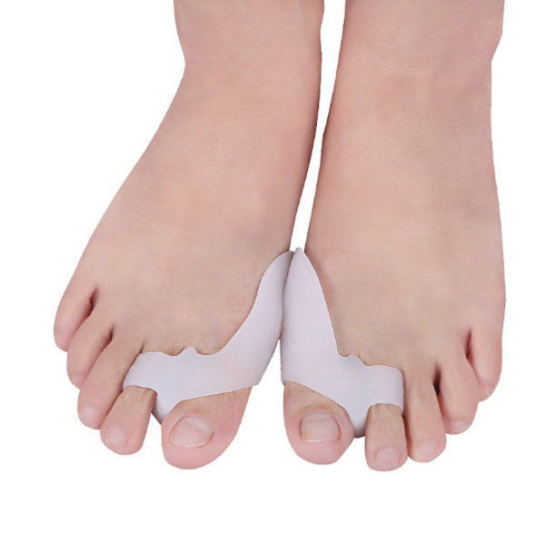 Footcare Straighten Big Toe Protector Silicone Gel Bunion Toe Protector ZG-259