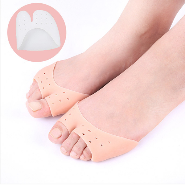 Metatarsal Pads Forefoot Cushion Ball of Foot Cushion Pain Relief for Calluses Blisters Metatarsalasia Morton's Neuroma ZG-268