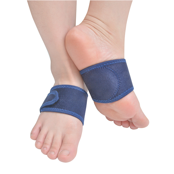 Flat Orthotic Plantar Fasciitis Arch Support Gel Cushions Pad Heel Wrap Care Insoles Flat Foot Correction  ZG-243