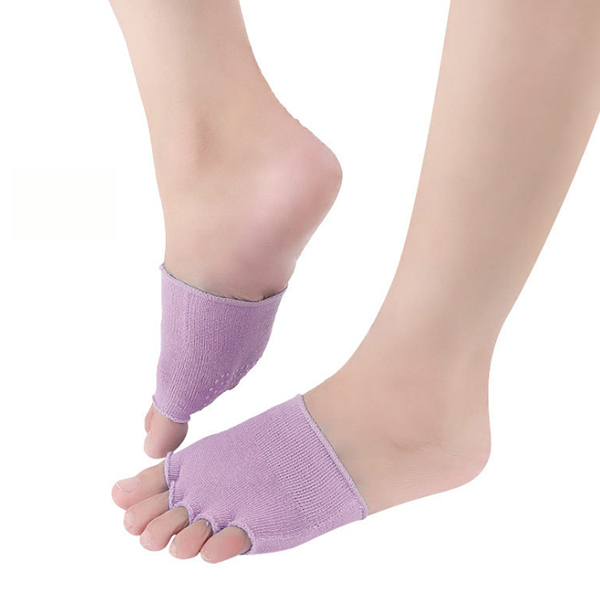 Manufacturer Wholesale modal fibre silicon gel socks ZG-S16