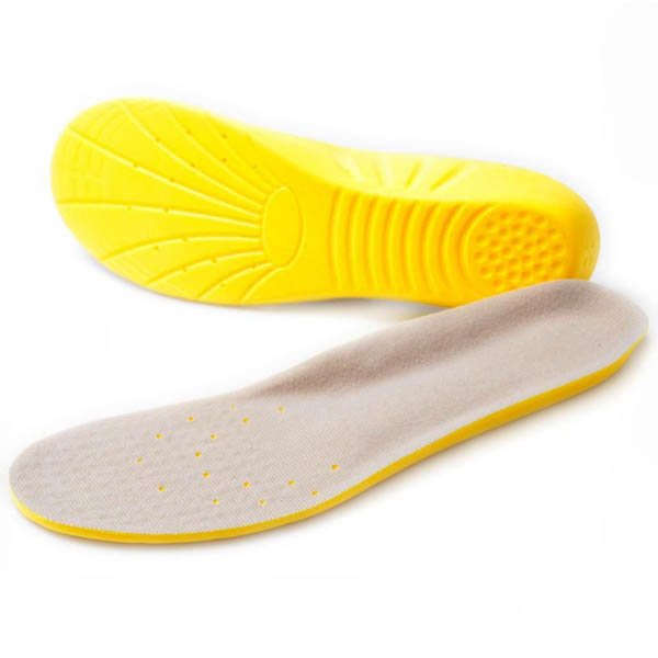 Production Methods for Synthetic Insole