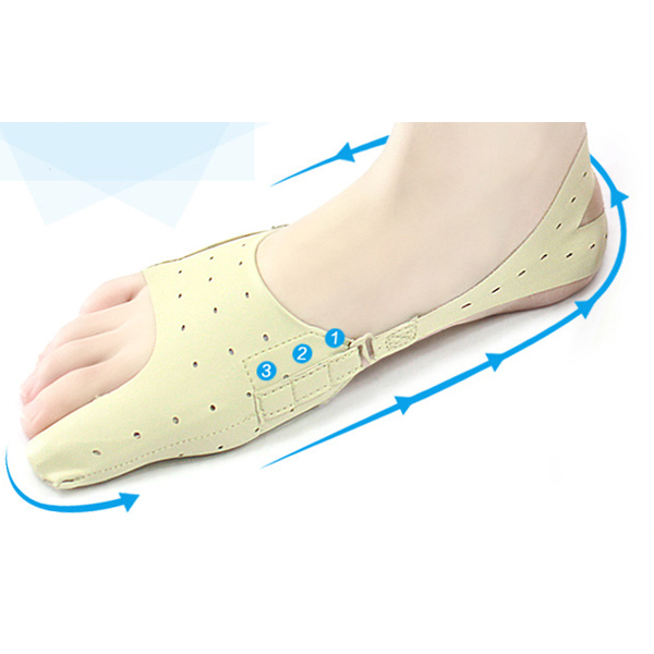 Big Toe Strap Bunion Straightener Stretchy Belt Toe Stretcher Alignment Hallux Valgus Corrector ZG-381
