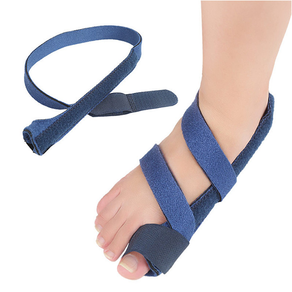 New Arrival Toe Straightener Splint Corrector Fit Bunion Hallux Valgus Bunion Toe Separator ZG-447