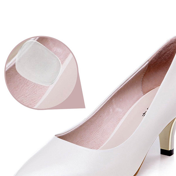 Anti Slip Heel Shoe Cushion Inserts Heel Snugs for Women ZG-272