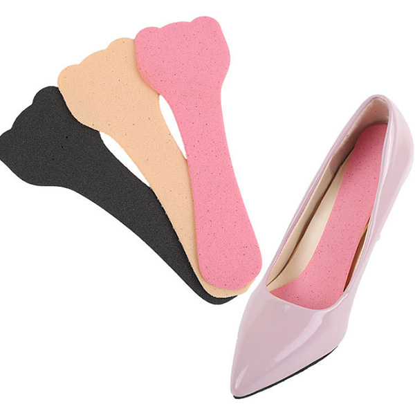 Comfortable PU foam shoe insoles 3/4 Ortholite foam insole for high heel ZG-337