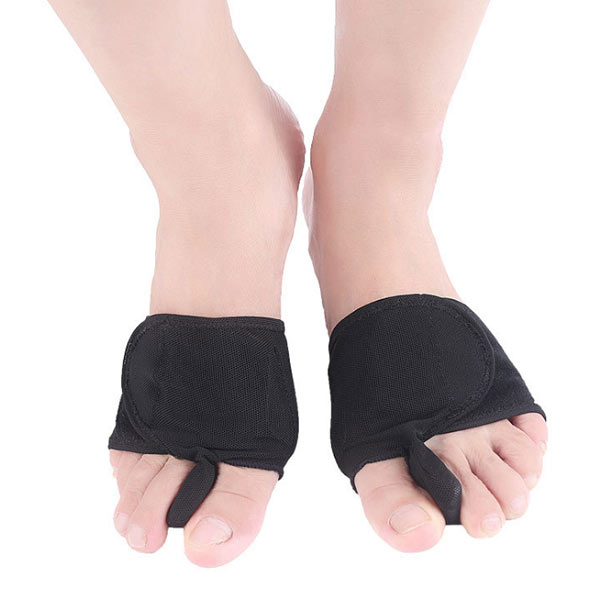 Ladies Cozy Breathable Adjustable Toe Pads Forefoot Cushion Shoes Fitness For Dance ZG-369