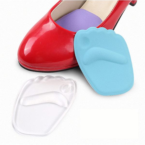 Super Soft Daily Use Foot Pain Relief Protector Gel High Heel Pads ZG-416