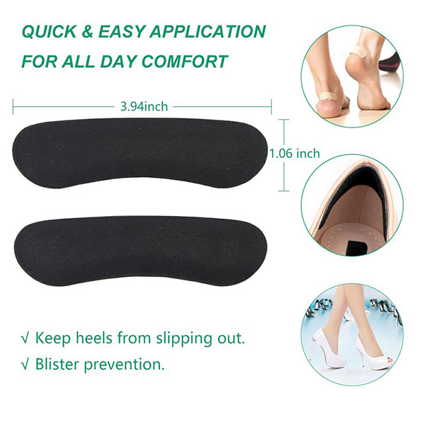Women Foot Care High Heel Inserts Pads Ball Of Foot Pads ZG-240
