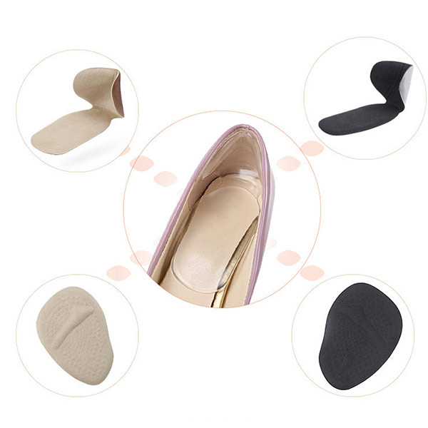 High Heel Cushion Sticker Gel Inserts Pads for Ladies ZG-334