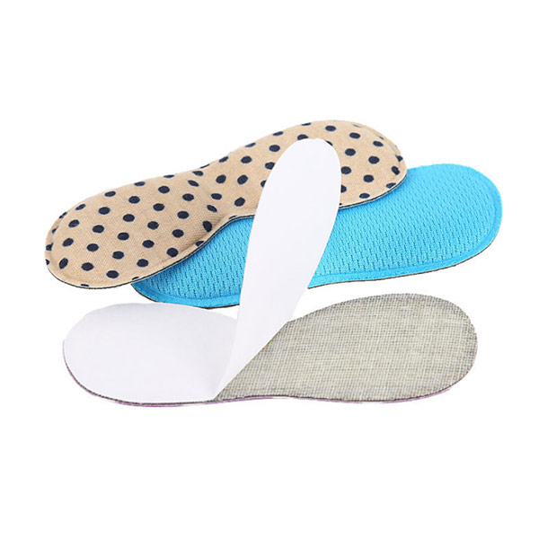 Cheap Soft Heel Care Antiwear Heel Pain Relief Sponge Foam Back Sticky Heel Liner For Lady's High-Heeled Shoes Wholesaler ZG-356