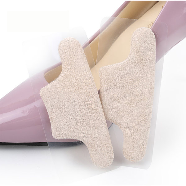 Gel Heel Grips Liners High Heels Back Heel Silicone Insoles Cushions Foot Pads for Foot Pain Relief ZG-364
