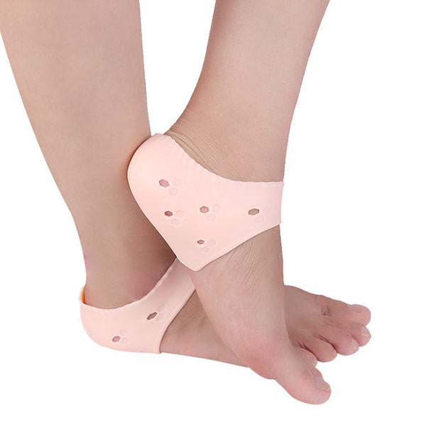 New Arrival Foot Pain Relief  Heel sock Soft and Comfortable foot heel protectors ZG-421