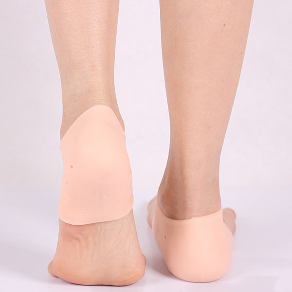Quick delivery Breathable Air hole Heel Protector for Spur Cracked Skin ZG-404