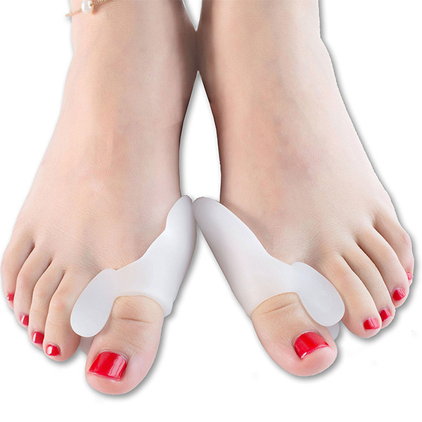 Gel Bunion Pads Forefoot Cushion Half Toe Sleeve Gel Metatarsal Pads ZG-286