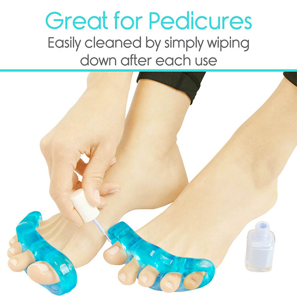 Bunions Treatment bunion corrector Silicone Toe Separators ZG-288