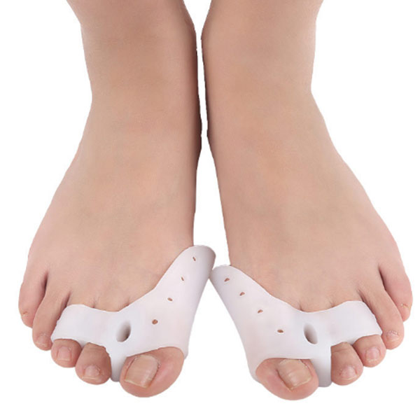 High Quality Gel Bunion Relief Bunion Shield Pad Toe Protectors Toe Separators ZG-291