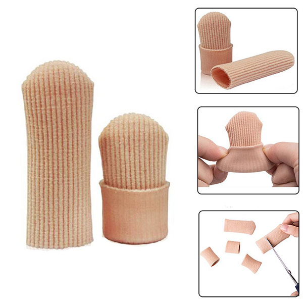 Toe Care Kits Hammer Toes Bunion Pain Relief Gel Separator Spacer Straightener Splint Kits ZG-1820